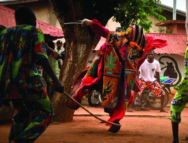 The Egungun masquerade | Adventuring into Art